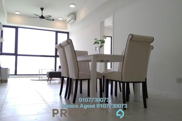 For Rent Condominium at Three28 Tun Razak, KLCC Freehold Fully Furnished 2R/2B 3.79k
