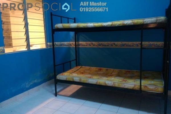For Sale Apartment at Lestari Apartment, Bandar Sri Permaisuri Freehold Semi Furnished 3R/2B 330k