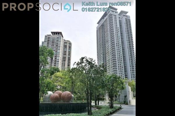 For Sale Condominium at Pavilion Hilltop, Mont Kiara Freehold Semi Furnished 4R/4B 2.65m