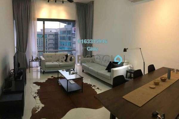 For Rent Condominium at Reflection Residences, Mutiara Damansara Freehold Fully Furnished 2R/2B 4k