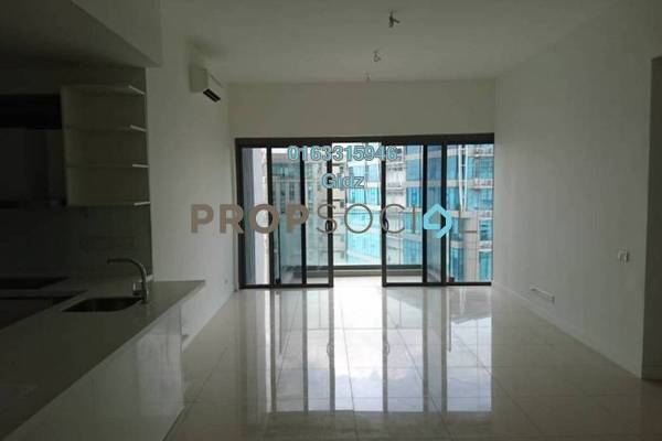 For Sale Condominium at Reflection Residences, Mutiara Damansara Freehold Semi Furnished 3R/2B 1.05m