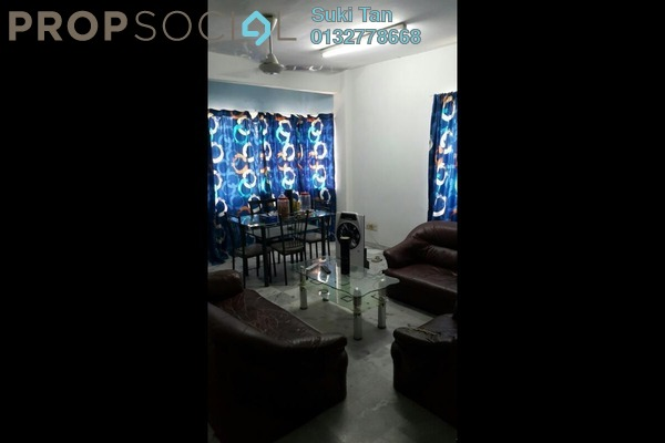 For Sale Apartment at Aman Puri, Kepong Freehold Unfurnished 3R/2B 285k