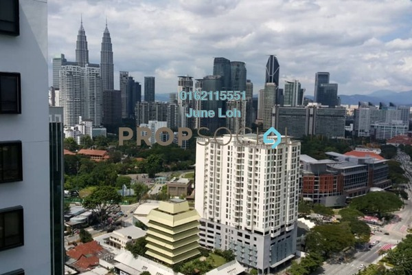 For Sale Condominium at The Horizon Residences, KLCC Leasehold Fully Furnished 2R/2B 1.68m