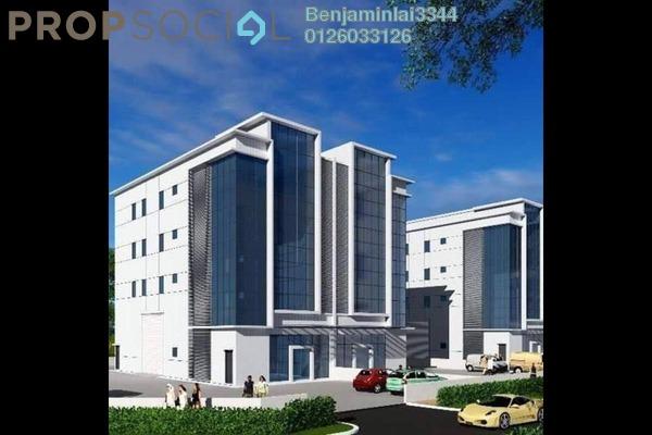 For Sale Factory at SD10, Bandar Sri Damansara Freehold Semi Furnished 0R/0B 5.31m