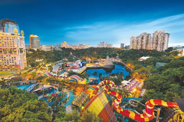 For Sale Condominium at Sunway Pyramid, Bandar Sunway Freehold Semi Furnished 3R/2B 628k