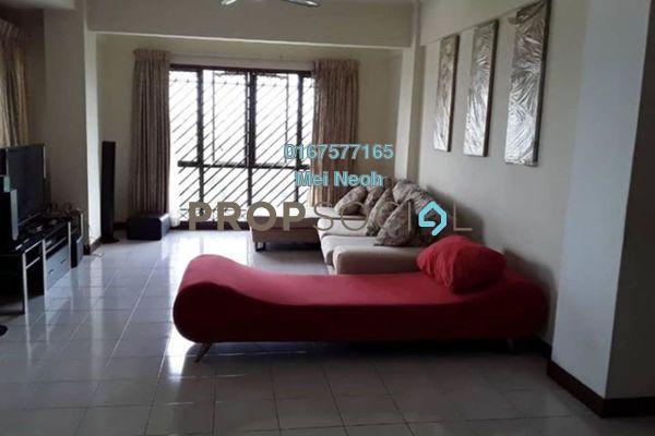 For Rent Condominium at Pan Vista, Bandar Baru Permas Jaya Freehold Fully Furnished 3R/2B 1.6k