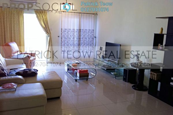 For Sale Townhouse at Merdu Kayangan, Bandar Utama Freehold Semi Furnished 3R/3B 720k