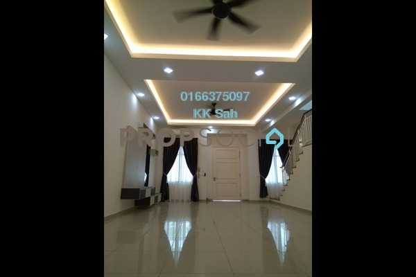 For Sale Superlink at Eco Majestic, Semenyih Freehold Fully Furnished 4R/3B 719k