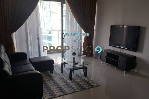 For Rent Condominium at Reflection Residences, Mutiara Damansara Freehold Fully Furnished 3R/2B 3.2k