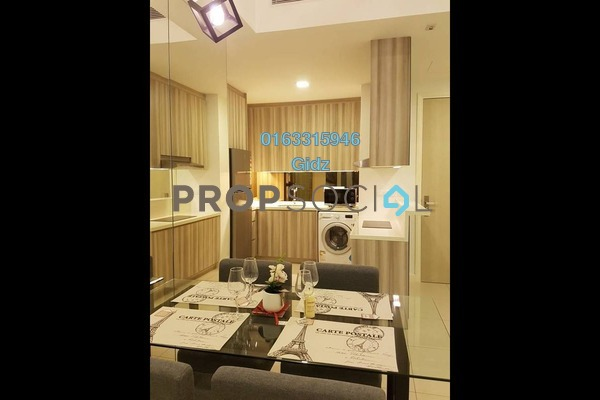 For Rent Serviced Residence at Nadi Bangsar, Bangsar Freehold Fully Furnished 1R/1B 3.5k