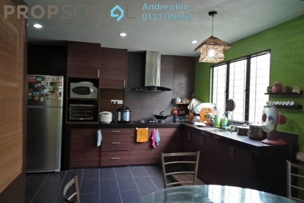 For Sale Terrace at PP 3, Taman Putra Prima Freehold Fully Furnished 4R/3B 670k