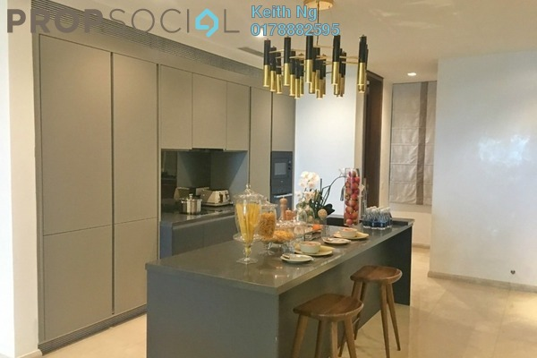 For Sale Condominium at DC Residency, Damansara Heights Freehold Semi Furnished 3R/3B 2.18m