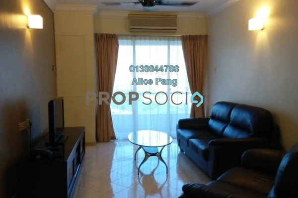 For Rent Condominium at Marina Bay, Tanjung Tokong Freehold Fully Furnished 3R/2B 2k
