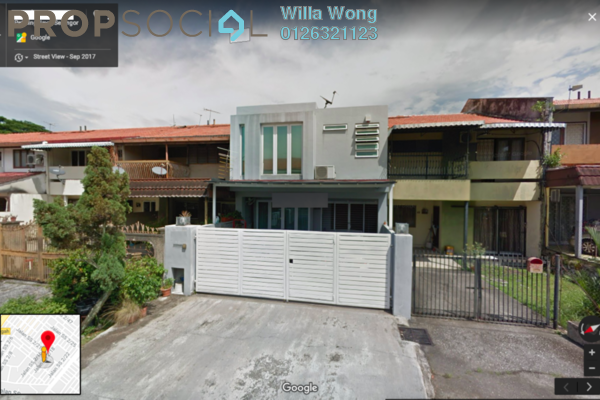 For Rent Terrace at SS2, Petaling Jaya Freehold Fully Furnished 4R/3B 3.2k