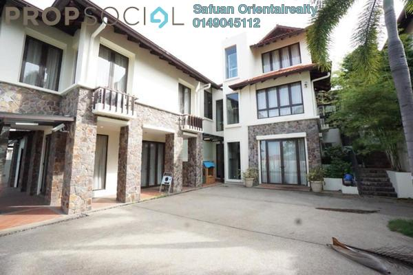 For Sale Bungalow at TTDI Hills, TTDI Freehold Fully Furnished 6R/8B 8m