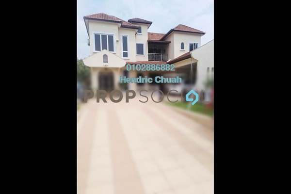 For Sale Bungalow at Bandar Springhill, Sendayan Freehold Semi Furnished 7R/5B 900k