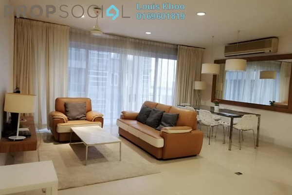 For Rent Condominium at Bintang Goldhill, KLCC Freehold Fully Furnished 3R/2B 3.7k