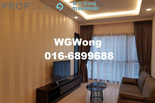 For Rent Serviced Residence at BayBerry Serviced Residence @ Tropicana Gardens, Kota Damansara Freehold Fully Furnished 1R/1B 2.25k