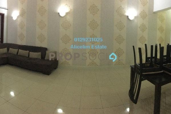 For Rent Condominium at Surian Condominiums, Mutiara Damansara Freehold Fully Furnished 3R/2B 2.3k