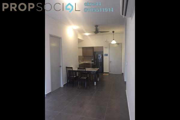 For Rent Condominium at Sentrio Suites, Desa Pandan Freehold Semi Furnished 3R/2B 2.65k