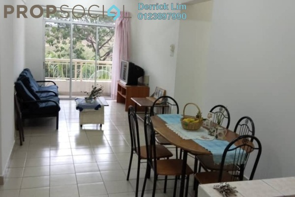 For Sale Condominium at Desaria Villa, Puchong Freehold Fully Furnished 4R/2B 280k