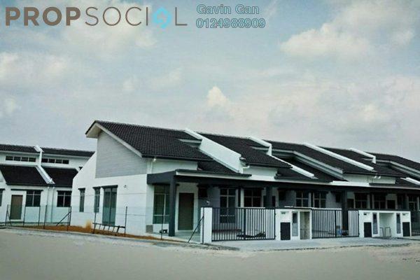 For Sale Terrace at Taman Seri Kapar, Kapar Freehold Unfurnished 3R/2B 361k