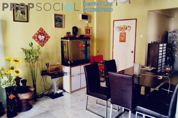 For Sale Condominium at Vista Lavender, Bandar Kinrara Freehold Fully Furnished 3R/2B 240k