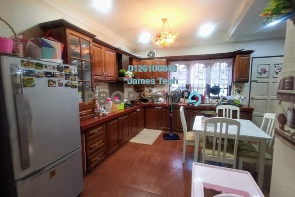 For Sale Terrace at Taman Sri Andalas, Klang Freehold Semi Furnished 4R/3B 559k