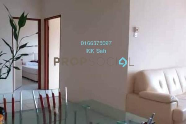 For Sale Apartment at Vista Impiana Apartment, Seri Kembangan Leasehold Semi Furnished 3R/2B 260k