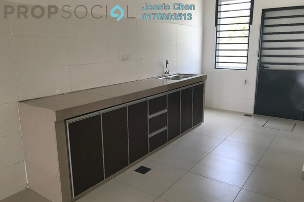 For Rent Terrace at Suriaman 2, Bandar Sri Sendayan Freehold Semi Furnished 4R/3B 1k