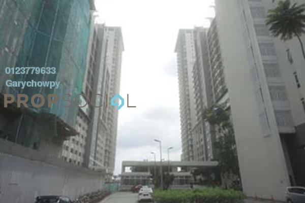 For Sale Serviced Residence at Mutiara Ville, Cyberjaya Freehold Semi Furnished 3R/2B 295k