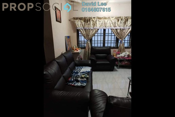 For Sale Apartment at Mutiara Idaman, Jelutong Freehold Fully Furnished 3R/2B 255k