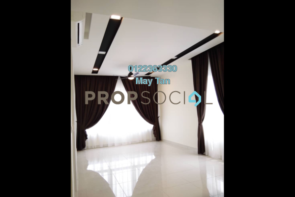 For Rent Condominium at Tropicana Metropark, Subang Jaya Freehold Semi Furnished 2R/2B 1.7k