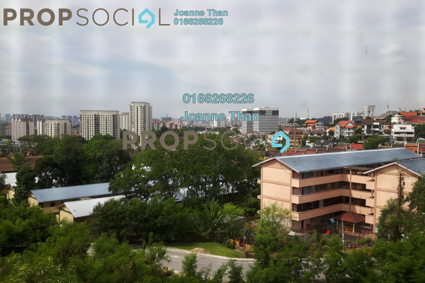 For Sale Condominium at Tiara Faber, Taman Desa Freehold Semi Furnished 3R/2B 550k