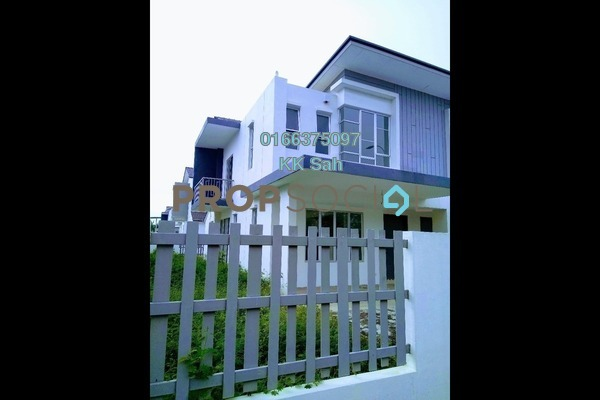 For Sale Superlink at Setia EcoHill, Semenyih Freehold Unfurnished 4R/3B 730k