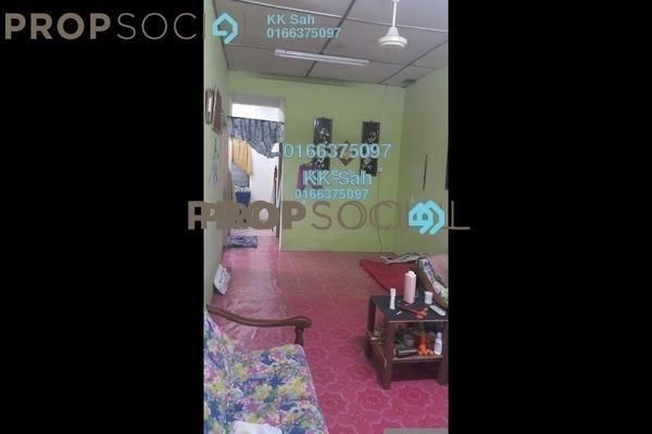 For Sale Link at Taman Klang Indah, Klang Freehold Semi Furnished 3R/1B 295k