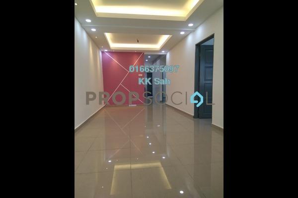 For Sale Terrace at Bandar Puteri Klang, Klang Freehold Semi Furnished 3R/2B 355k