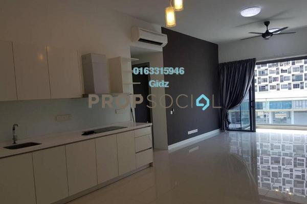 For Sale Condominium at Reflection Residences, Mutiara Damansara Freehold Semi Furnished 3R/2B 1.09m