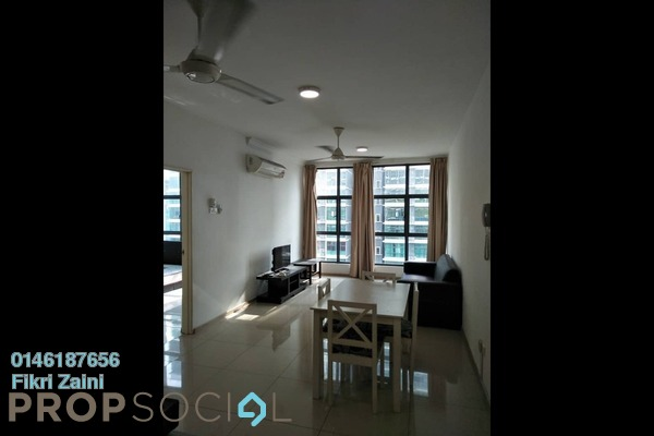 For Sale Apartment at Vista Alam, Shah Alam Freehold Semi Furnished 2R/2B 400k