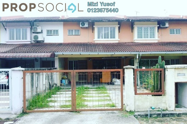 For Sale Terrace at PP 3, Taman Putra Prima Freehold Semi Furnished 4R/3B 650k