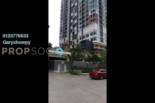 For Sale SoHo/Studio at i-City, Shah Alam Freehold Semi Furnished 1R/1B 392k