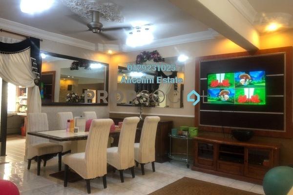 For Sale Terrace at Subang Bestari, Subang Freehold Semi Furnished 4R/3B 545k
