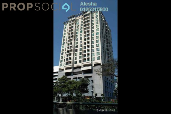 For Sale Serviced Residence at 231 TR, KLCC Freehold Unfurnished 0R/0B 320k