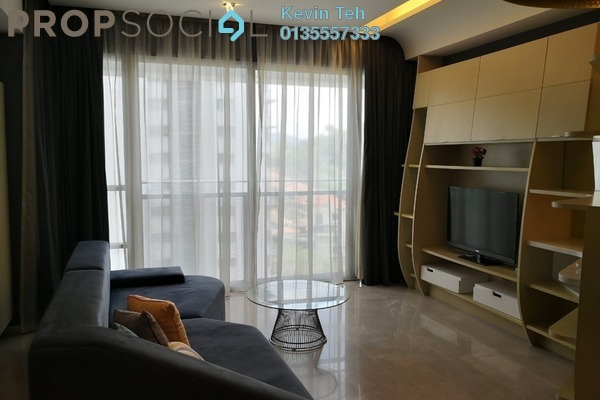 For Sale Condominium at VERVE Suites, Mont Kiara Freehold Fully Furnished 2R/2B 1.08m