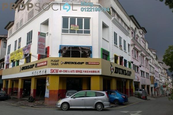 For Rent Shop at BRP 6, Bukit Rahman Putra Freehold Unfurnished 3R/3B 2.5k