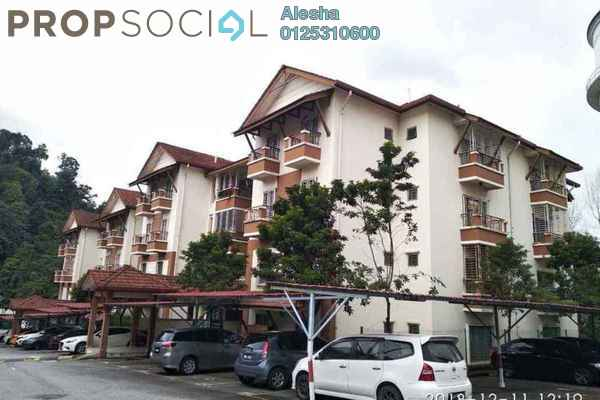 For Sale Condominium at Gardenville Townvilla, Selayang Heights Freehold Unfurnished 0R/0B 310k