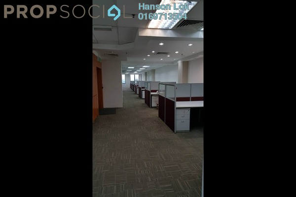For Rent Office at Megan Avenue 2, KLCC Freehold Fully Furnished 0R/0B 7k