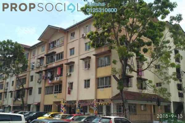 For Sale Apartment at Indah Apartment, Damansara Damai Freehold Unfurnished 0R/0B 170k