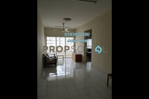 For Rent Apartment at Suria KiPark Damansara, Kepong Freehold Fully Furnished 3R/2B 1k