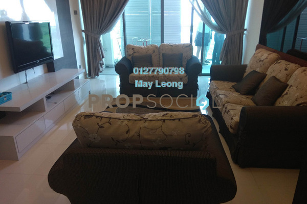 For Rent Condominium at Serai Saujana, Saujana Freehold Fully Furnished 3R/3B 4k